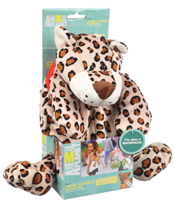 Animal Planet 2-in-1 Harness Backpack – Leopard - CookiesKids.com