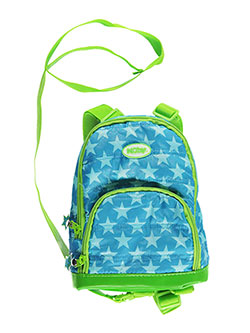 "Nuby ""Double Pocket"" Quilted Harness Backpack - CookiesKids.com"