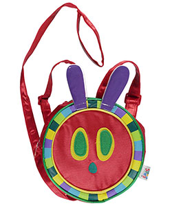 "The World of Eric Carle ""Plastic Antenna"" 2-in-1 Backpack Harness - CookiesKids.com"