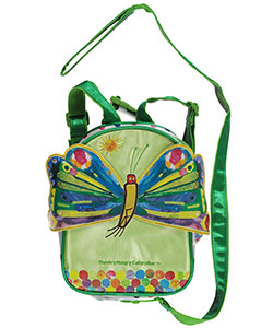 "The World of Eric Carle ""Double Pocket"" 2-in-1 Backpack Harness - CookiesKids.com"