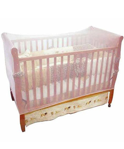 "Jeep ""Stretchable"" Crib Netting - CookiesKids.com"