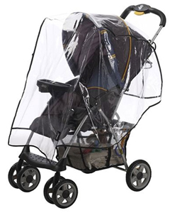 "Jeep ""See-Thru"" Infant Carrier Weather Shield - CookiesKids.com"