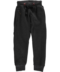 "Swiss Cross Little Boys' ""Zip Gusset"" Joggers (Sizes 4 – 7) - CookiesKids.com"