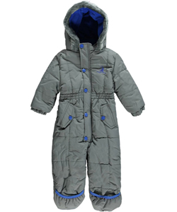 "Rugged Bear Baby Boys' ""All Bundled"" Snowsuit - CookiesKids.com"
