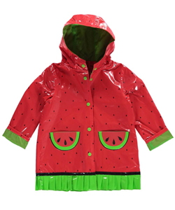 Little Girls Raincoats from Cookie's Kids