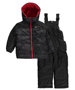 "iXtreme Little Boys' ""Dot Guard"" 2-Piece Snowsuit (Sizes 4 – 7) - CookiesKids.com"