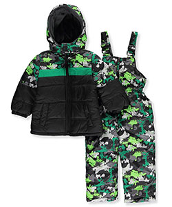 iXtreme Baby Boys' 2-Piece Snowsuit - CookiesKids.com