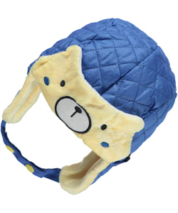 "Wippette Baby Boys' ""Quilted Trapper"" Beanie - CookiesKids.com"