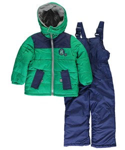 "iXtreme Little Boys' Toddler ""Hayden"" 2-Piece Snowsuit (Sizes 2T – 4T) - CookiesKids.com"