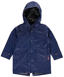 "Wippette Little Boys' ""Basic Contrast"" Rain Jacket (Sizes 4 – 7) - CookiesKids.com"