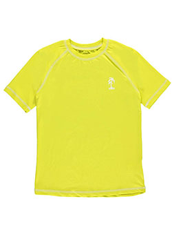 "iXtreme Big Boys' ""Surf Shop"" Rash Guard (Sizes 8 – 20) - CookiesKids.com"