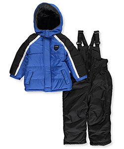 iXtreme Baby Boys' 2-Piece Insulated Snowsuit - CookiesKids.com