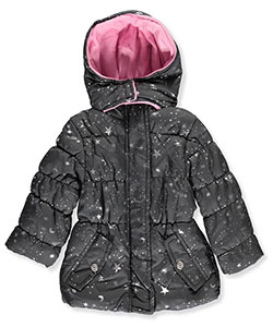 Pink Platinum Baby Girls' Insulated Jacket - CookiesKids.com