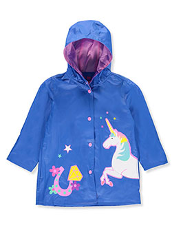 Wippette Girls' Raincoat - CookiesKids.com