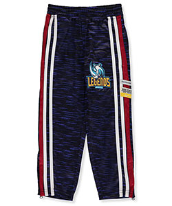 Huge Exchange Little Boys' Toddler Tricot Track Pants (Sizes 2T – 4T) - CookiesKids.com