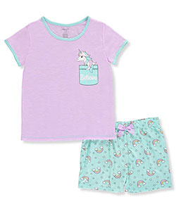 Rene Rofe Big Girls' 2-Piece Pajamas (Sizes 7 – 16) - CookiesKids.com