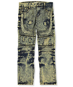 Blue Cult Big Boys' Distressed Jeans (Sizes 8 – 20) - CookiesKids.com