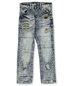 Road Narrows Big Boys' Jeans (Sizes 8 – 20) - CookiesKids.com