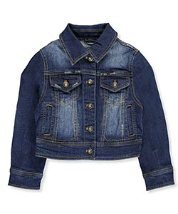 Urban Republic Little Girls' Denim Jacket (Sizes 4 – 6X) - CookiesKids.com