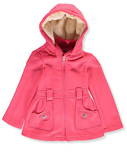 Urban Republic Little Girls' Toddler Fleece Jacket (Sizes 2T – 4T) - CookiesKids.com