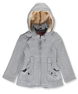 Urban Republic Little Girls' Fleece Jacket (Sizes 4 – 6X) - CookiesKids.com