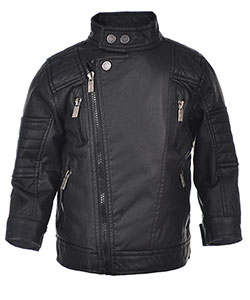 Urban Republic Baby Boys' Moto Jacket - CookiesKids.com