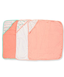 Zak & Zoey 3-Pack Hooded Towels - CookiesKids.com