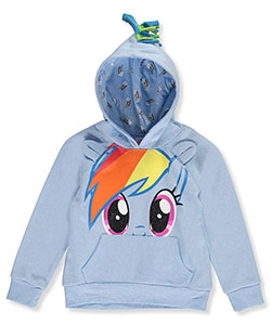 My Little Pony Little Girls' Hoodie (Sizes 4 – 6X) - CookiesKids.com