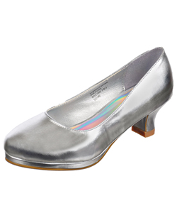 "Josmo ""Kate"" Teacup Heel Shoes (Girls Youth Sizes 12 – 5) - CookiesKids.com"