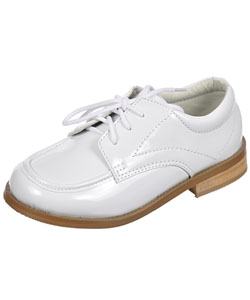 "Josmo ""Cambreling"" Patent Oxford Shoes (Toddler Boys Sizes 5 – 12) - CookiesKids.com"