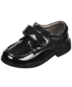 "Josmo ""Oreille"" Brogue Dress Shoes (Toddler Boys Sizes 5 – 12) - CookiesKids.com"
