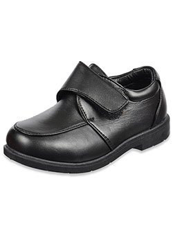 "Josmo ""Donald"" Velcro School Shoes (Boys Youth Sizes 11 – 3) - CookiesKids.com"