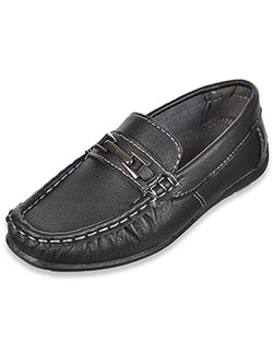 Josmo Boys' Driving Loafers (Sizes 11 – 4) - CookiesKids.com