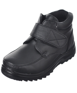 "Joseph Allen Boys' ""Hugo"" Ankle Boots (Youth Sizes 13 – 4) - CookiesKids.com"