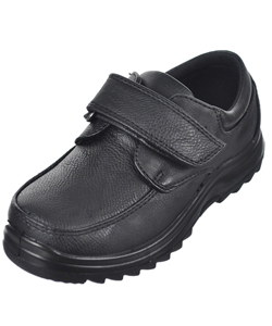"Joseph Allen Boys' ""Kurt"" Hook-and-loop Shoes (Youth Sizes 13 – 4) - CookiesKids.com"