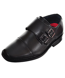 Joseph Allen Boys' Dress Shoes (Toddler Sizes 9 – 12) - CookiesKids.com