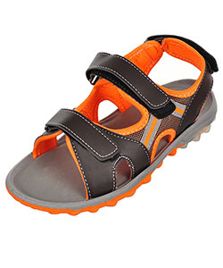 Rugged Bear Boys' Sport Sandals (Sizes 6 – 3) - CookiesKids.com
