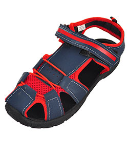 Rugged Bear Boys' Sport Sandals (Sizes 11 – 4) - CookiesKids.com