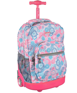 Girls Rolling Backpacks from Cookie's Kids