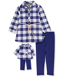 Dollie & Me Big Girls' 2-Piece Outfit (Sizes 7 – 16) - CookiesKids.com