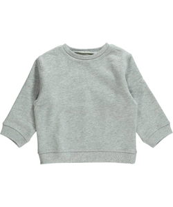 "Miniwear Baby Boys' ""Fleece Basic"" Sweatshirt - CookiesKids.com"
