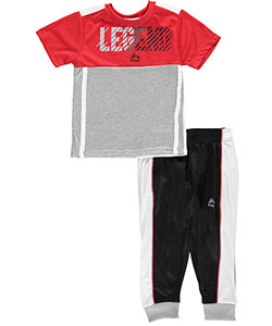 "RBX Little Boys' Toddler ""Real Legend"" 2-Piece Outfit (Sizes 2T – 4T) - CookiesKids.com"