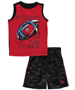 "RBX Little Boys' ""Awesomeness"" 2-Piece Outfit (Sizes 4 – 7) - CookiesKids.com"