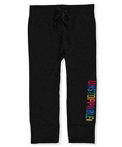 RBX Little Girls' Fleece-Lined Leggings (Sizes 4 – 6X) - CookiesKids.com