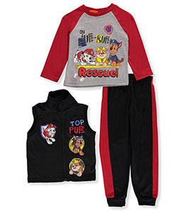 Paw Patrol Little Boys' 3-Piece Outfit (Sizes 4 – 7) - CookiesKids.com