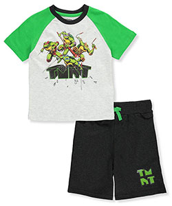 Teenage Mutant Ninja Turtles Boys' 2-Piece Outfit - CookiesKids.com