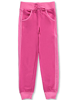 "Dream Star Little Girls' Toddler ""Rina"" Joggers (Sizes 2T – 4T) - CookiesKids.com"