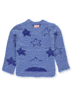 Dream Star Little Girls' Toddler Sweater (Sizes 2T – 4T) - CookiesKids.com