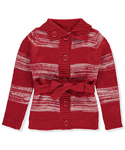 Dream Star Little Girls' Toddler Cardigan (Sizes 2T – 4T) - CookiesKids.com