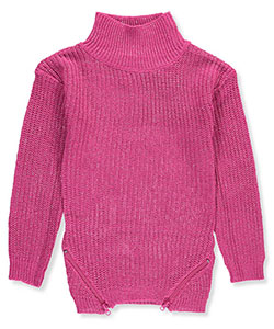 Dream Star Big Girls' L/S Sweater (Sizes 7 – 16) - CookiesKids.com